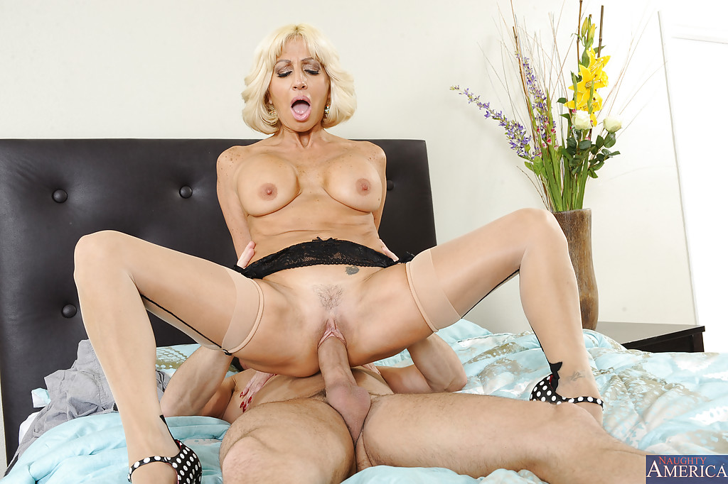 Mature deep in as