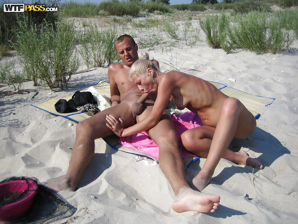 beach sex fuck horny
