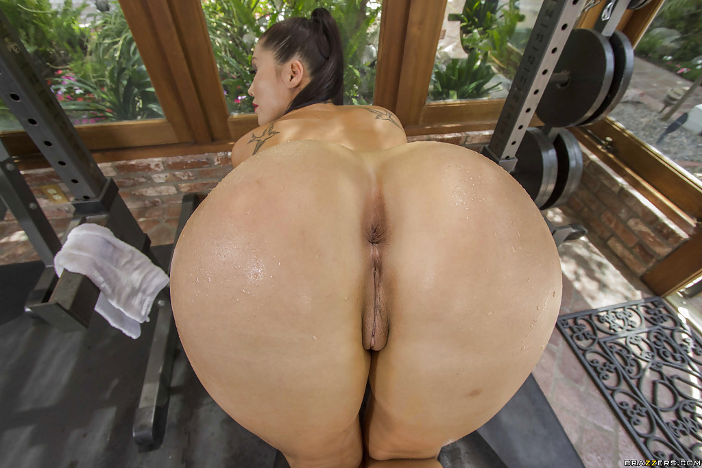 Asian big ass video