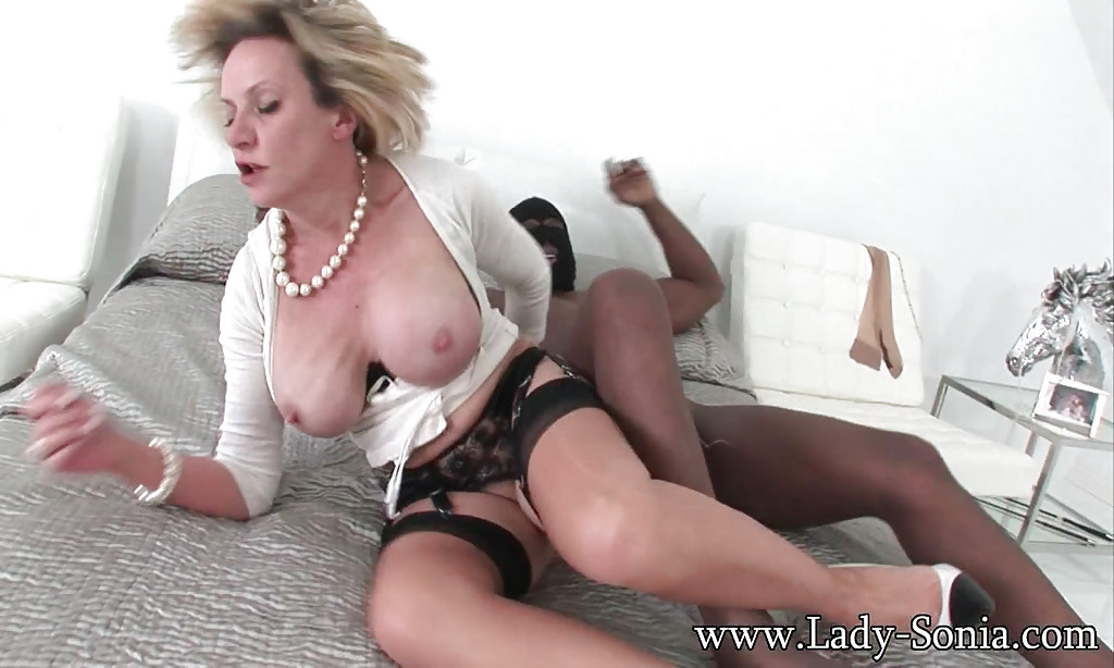 Sexy sally charles rides dick and receives anal 420 - 4 2