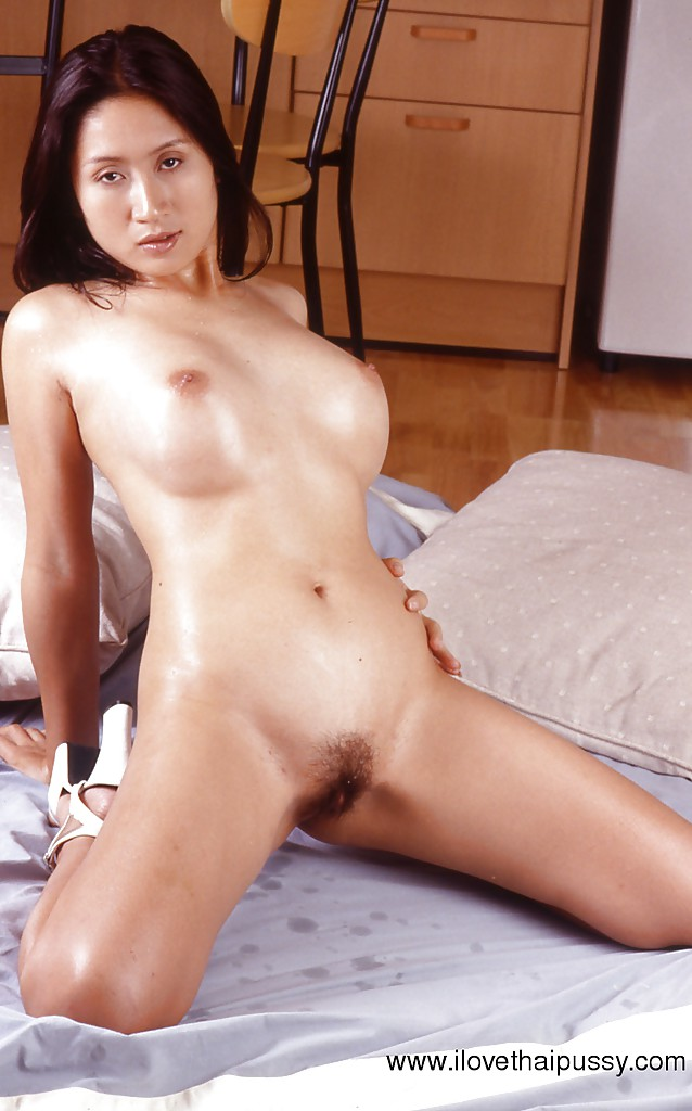Big breasted hairy asians
