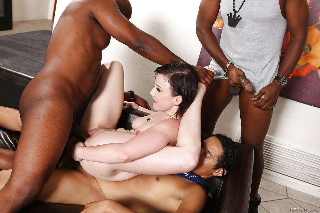 Hi res interracial