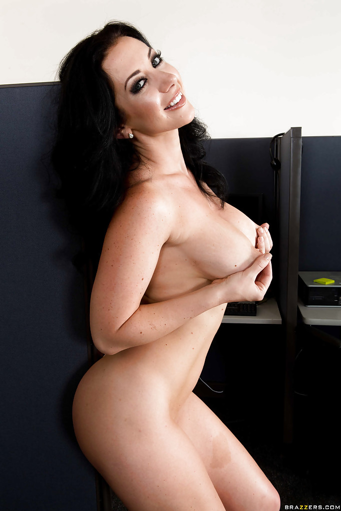 Jayden jaymes big tits in uniform