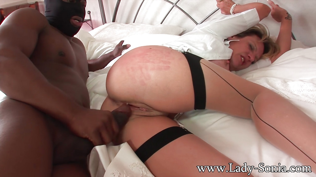 Amateur wives tied up