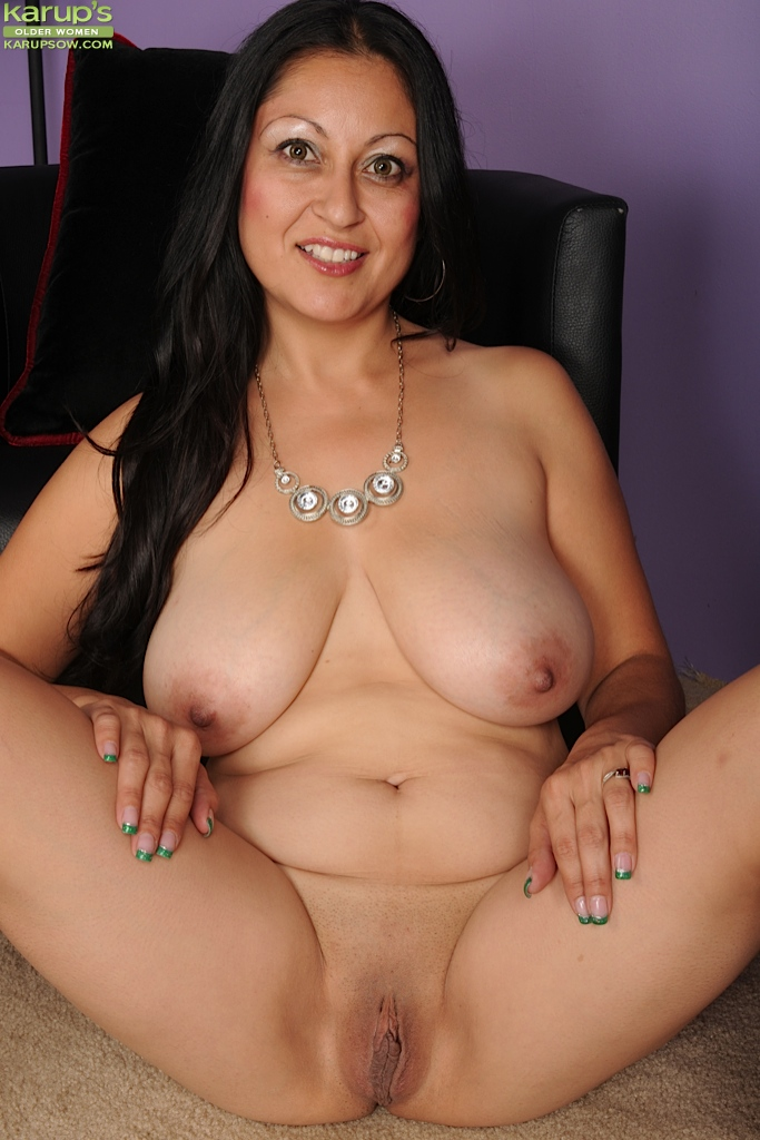 Are hanging old latino tits simply excellent