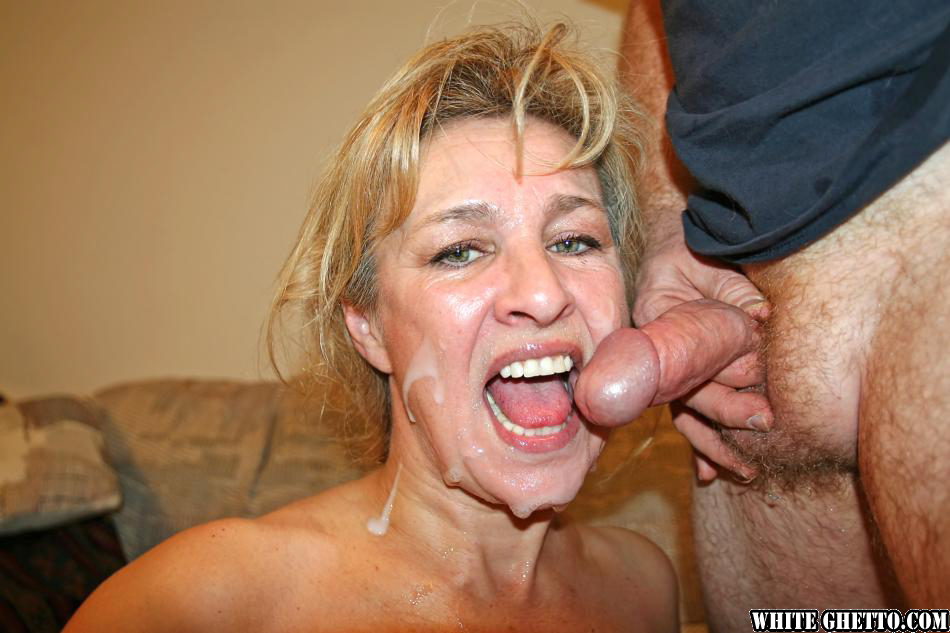 Awesome blowjob mature understand you