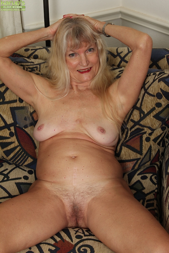 Thought this Shaved granny porn man