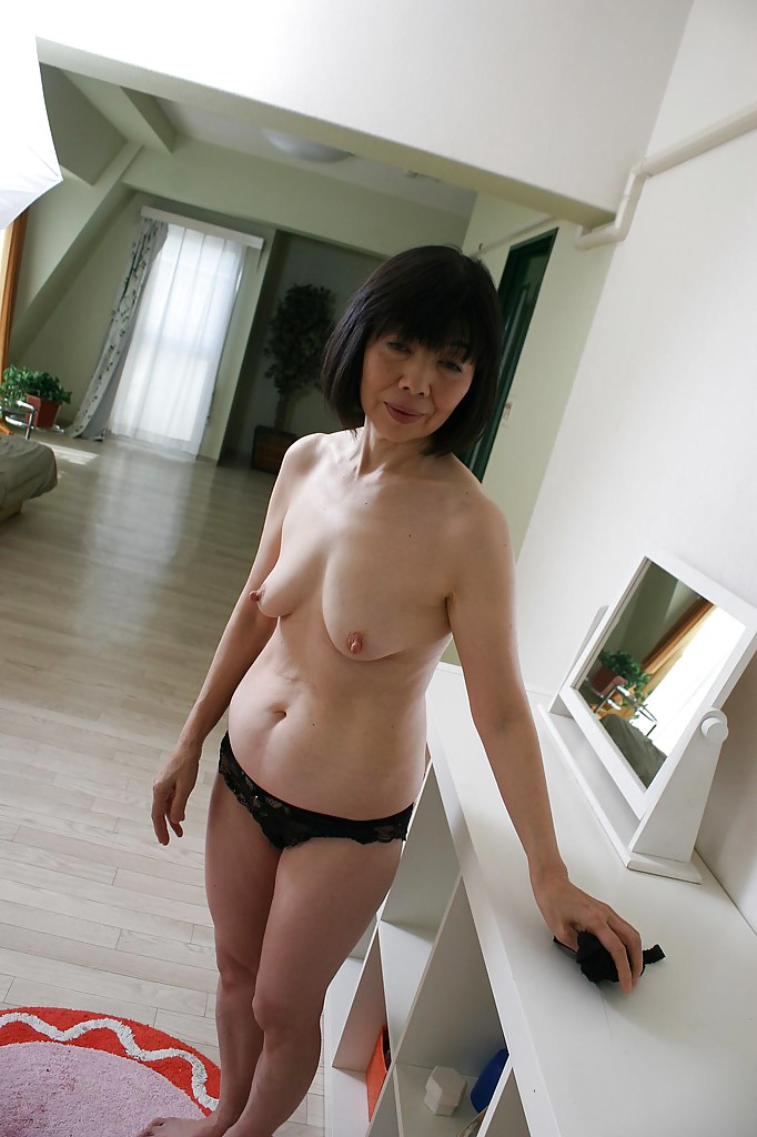 Shall Asian mature saggy tits