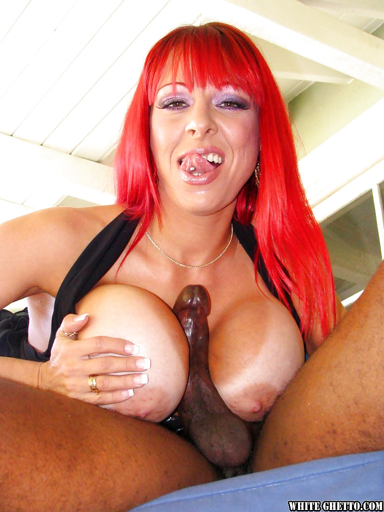 Bigtited milf handjob and titjob to young sexy boy