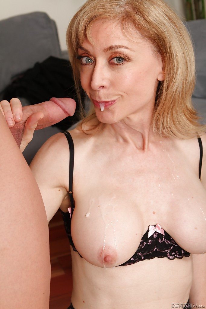 What Nina hartley big tits
