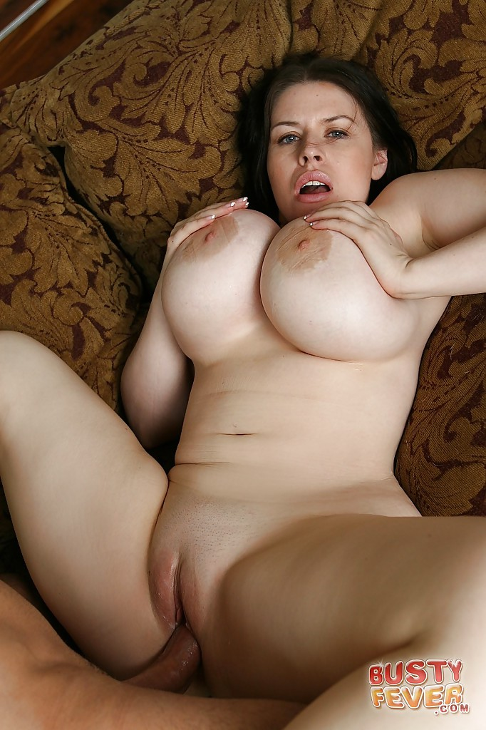 That Shaved pussy and big tits with milf action!