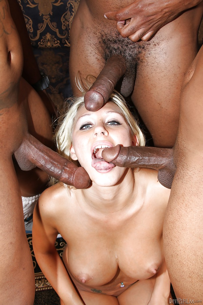 Awesome gangbang vids