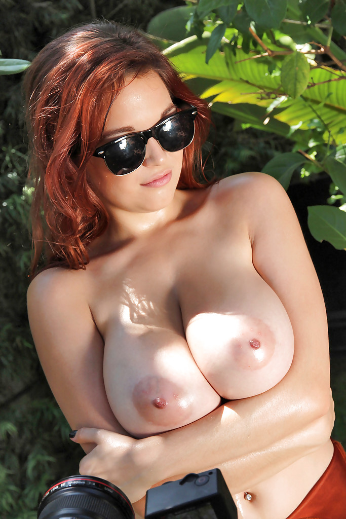 Good big tit redhead tessa fowler apologise, but