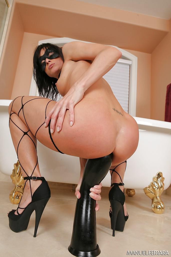 Cecilia vega in black gang bang including shorty mac - 2 part 7