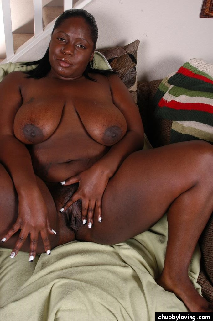 You fat chubby black pussy that would