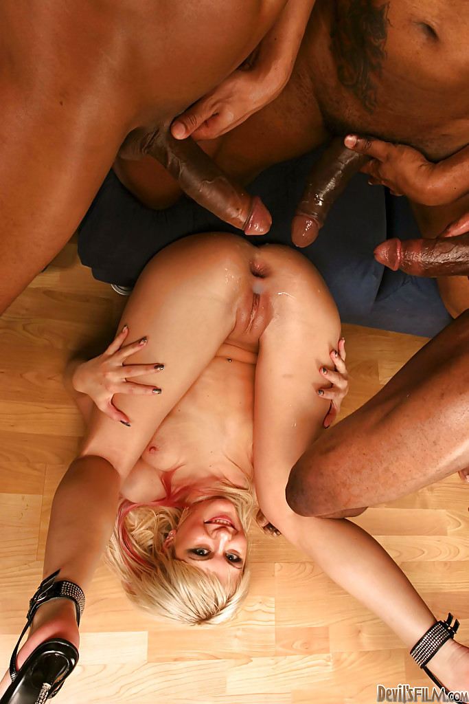 Anita Blond gangbang - Porn Video 392 Tube8