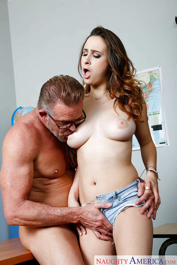 ashley adams blowjob