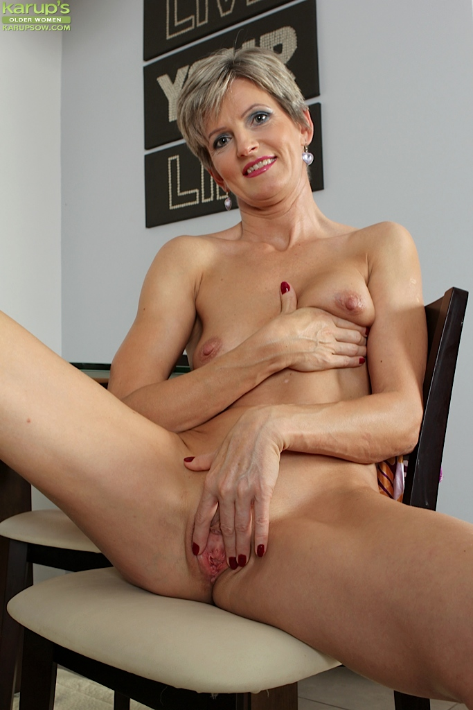 middle aged women Mature