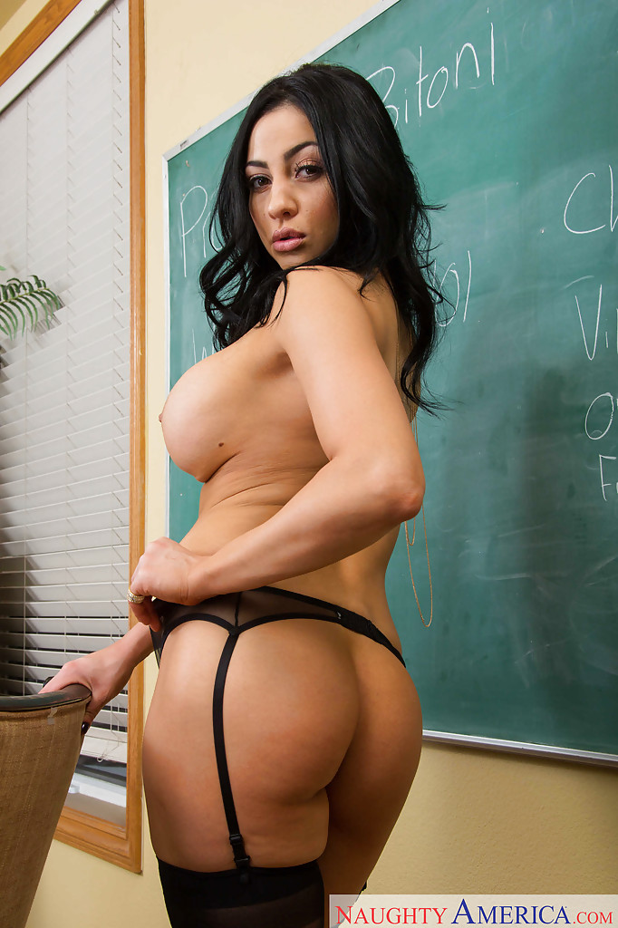 Milf teachers fuck high school student syren de mer - 1 part 8