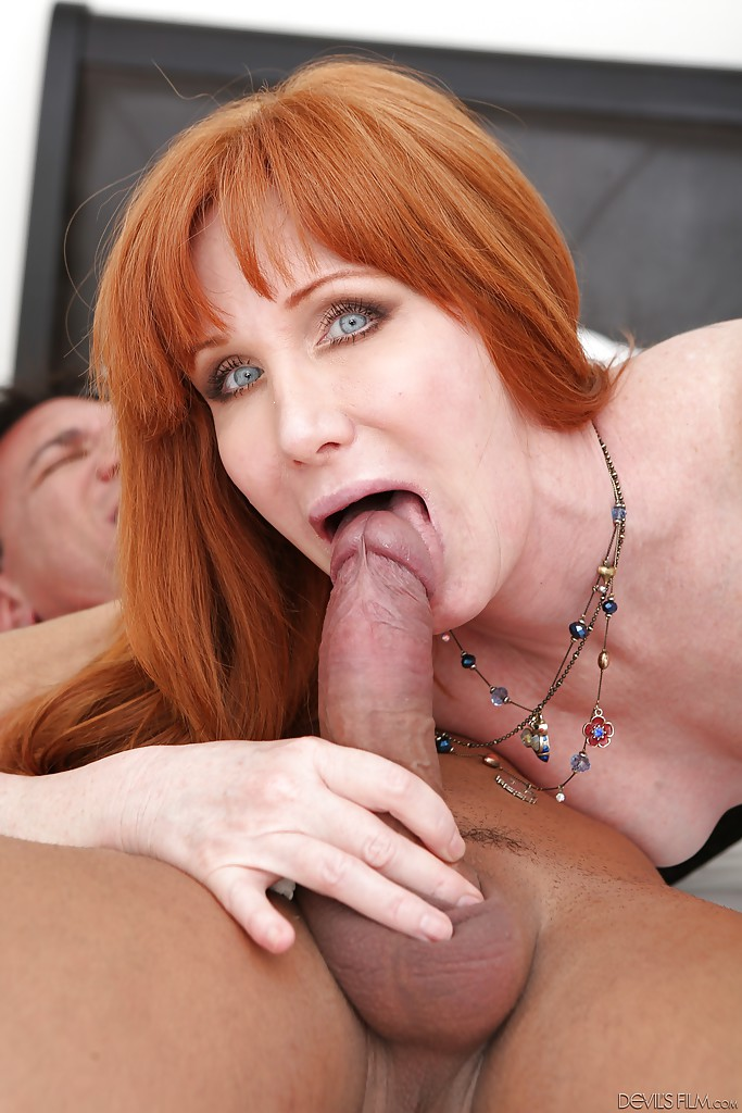 You redhead stocking blowjob quickly answered