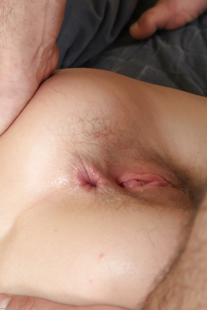 Torrent anal creampie european