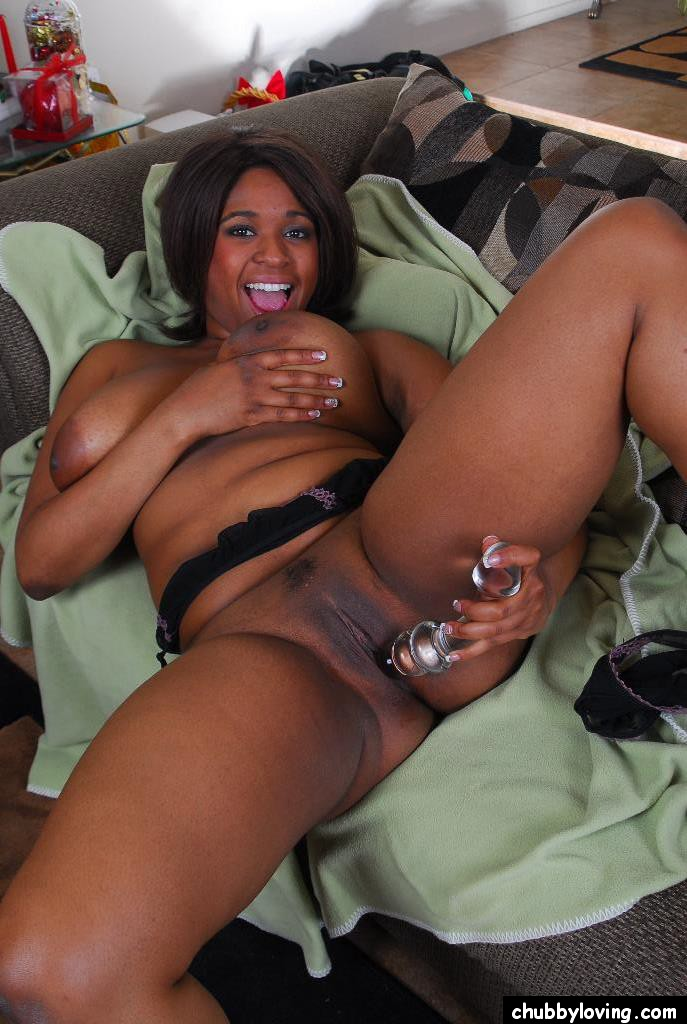 playing with her pussy Ebony