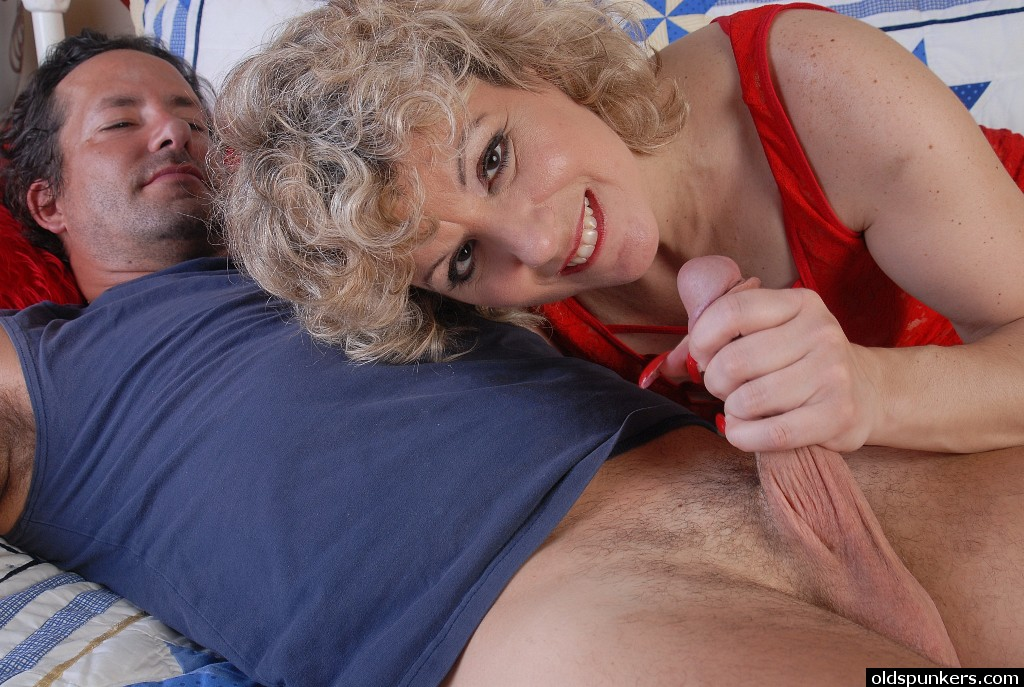 Mother cumshot sally gets dicked down 2