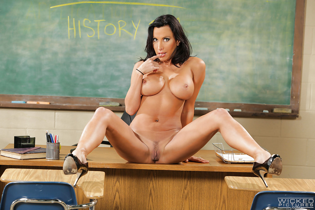 Lezley zen milf teacher