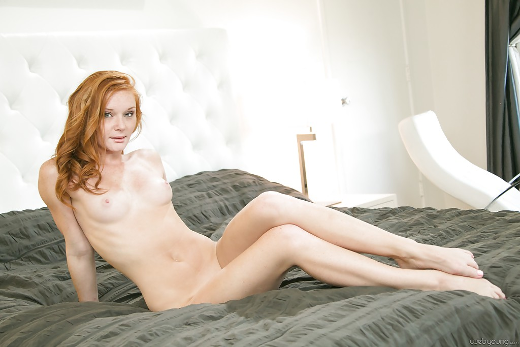 Credulous redheaded youngest Alex Tanner showing off her warm feet in panties porn photo #324779660 | Web Young, Alex Tanner, Amateur, Ass, Babe, Big Tits, Legs, Lingerie, Panties, Redhead, Shaved, Spreading, Teen, mobile porn