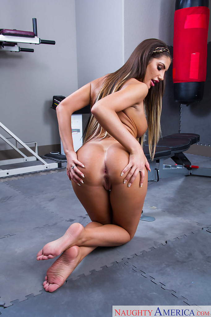 August Ames 2