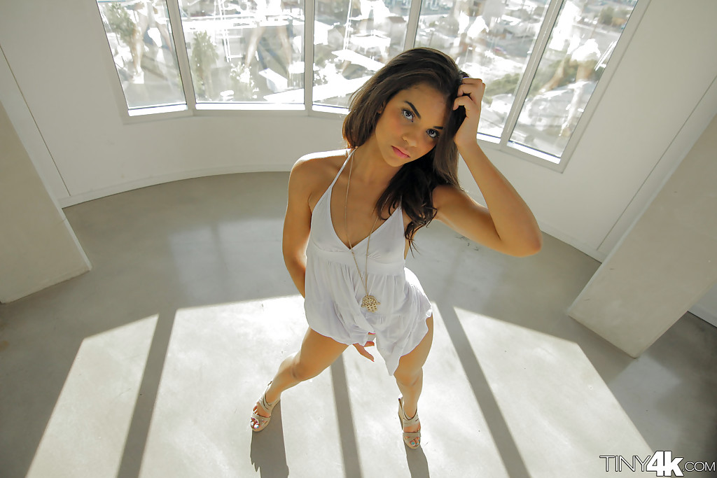 Gabriella ford poses for you with her luscious body