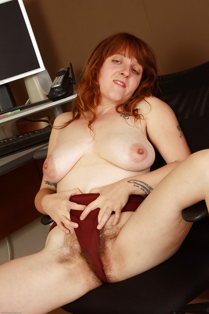 Maybe, were velma hairy mature redhead