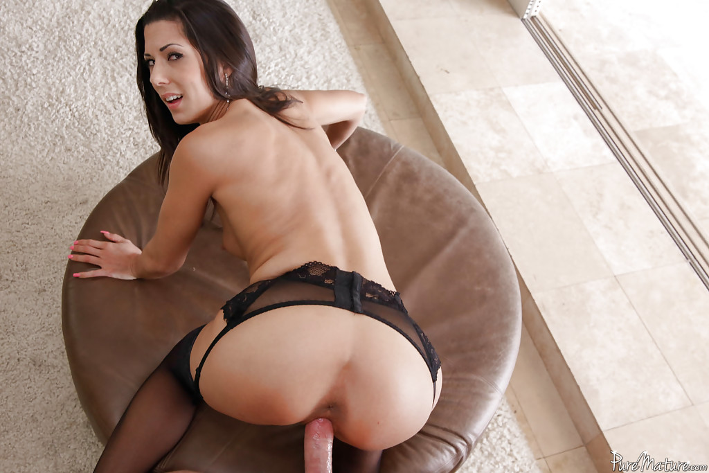 All internal spanish ass exploding with cum after creampie 8