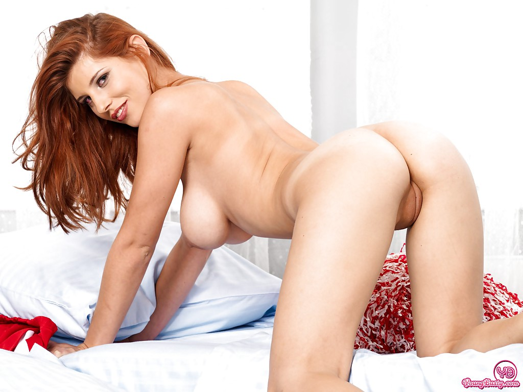 Was Little redhead naked very pity