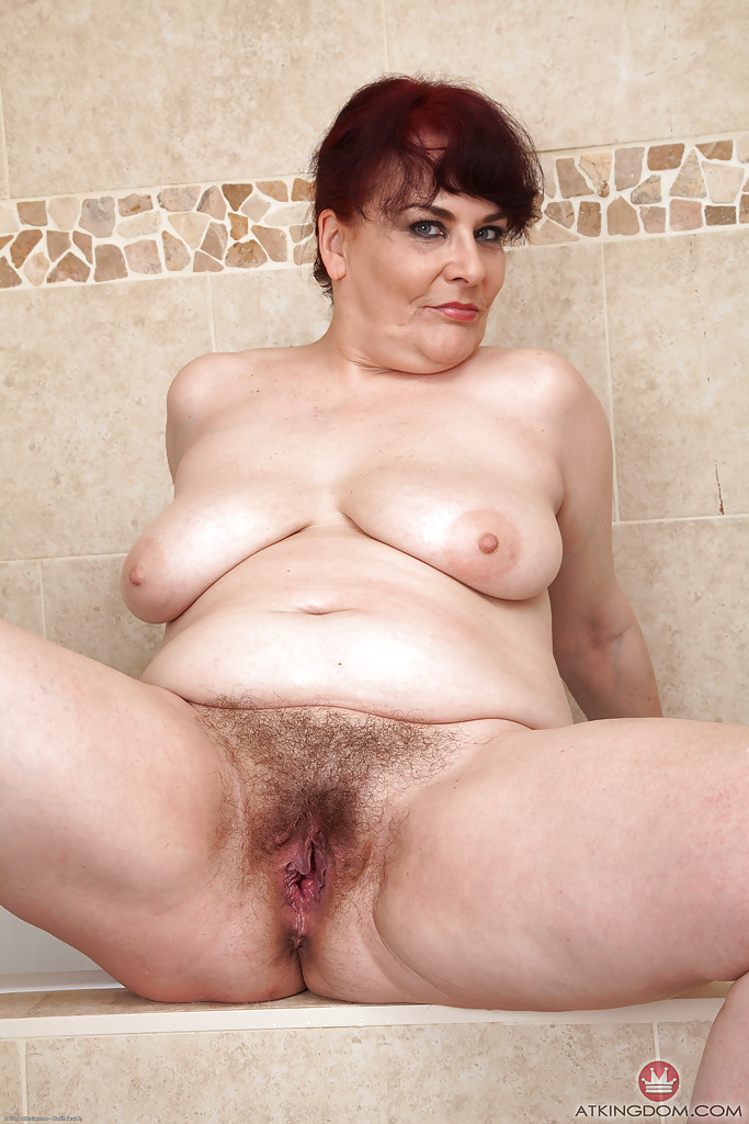 Goddess, Grannies big hairy hole