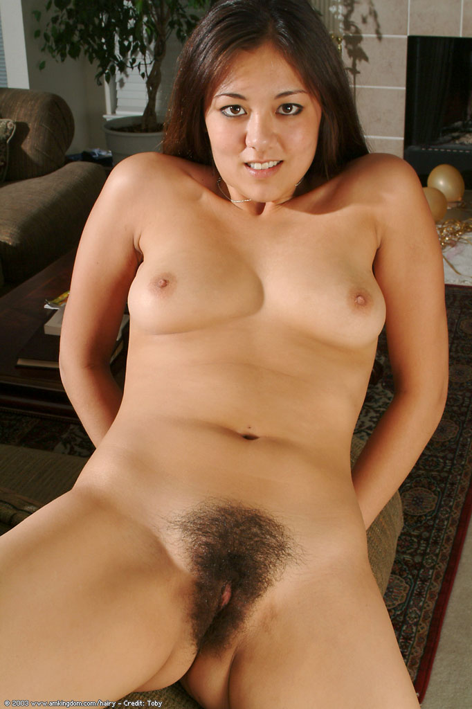 Perfect Hairy Pussy