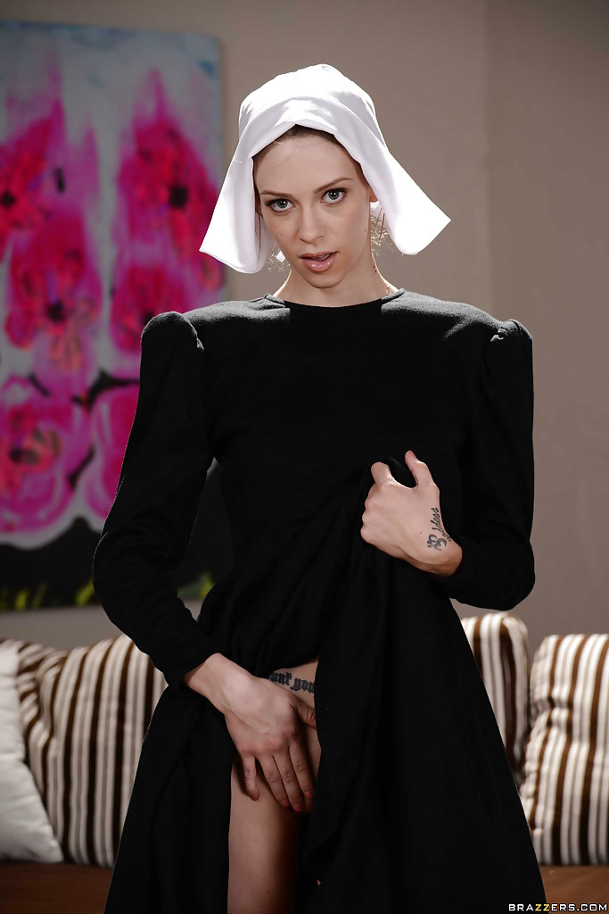 Young butt naked nuns seems