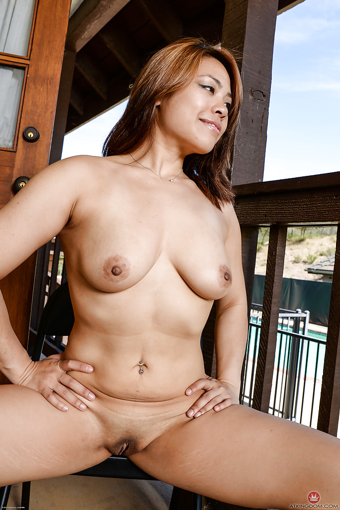 Fat old asian milf
