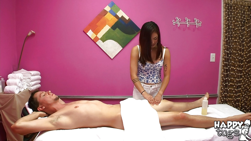 happy ending massage handjob № 734606