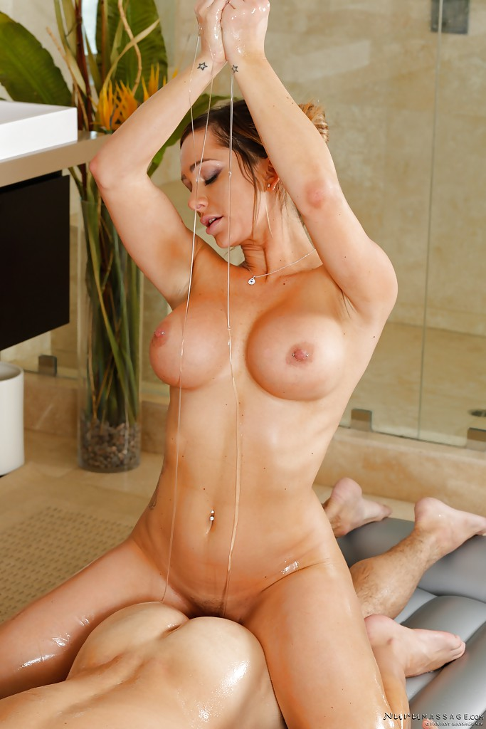 super milf an appointment at the nuru massage