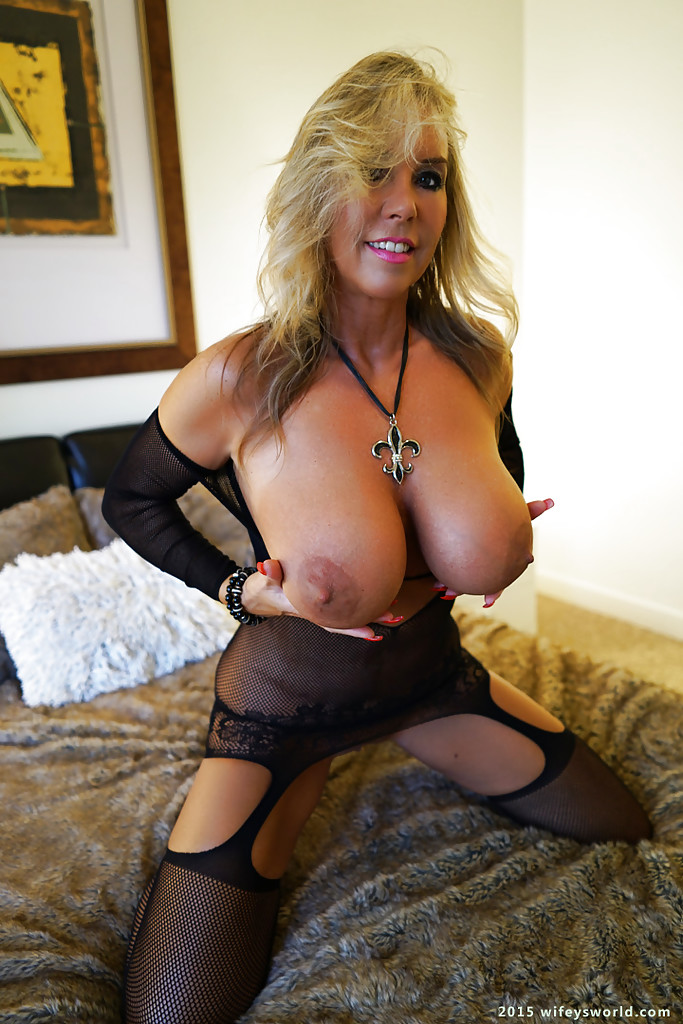 Big titted mature mommy needs a good fuck 10