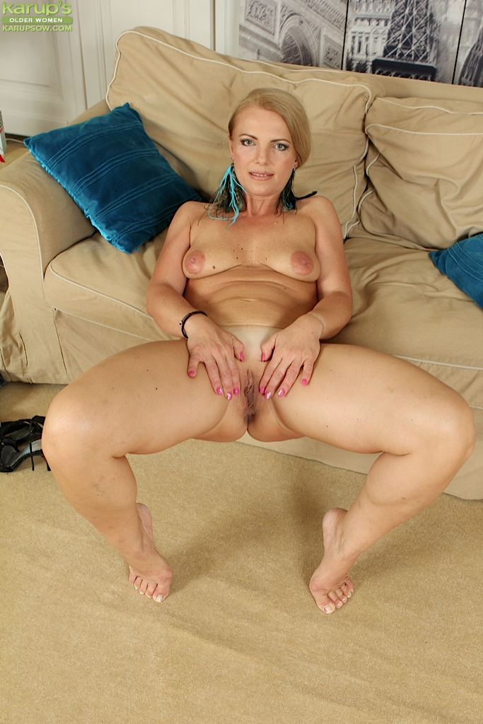 Women in their 50s nude