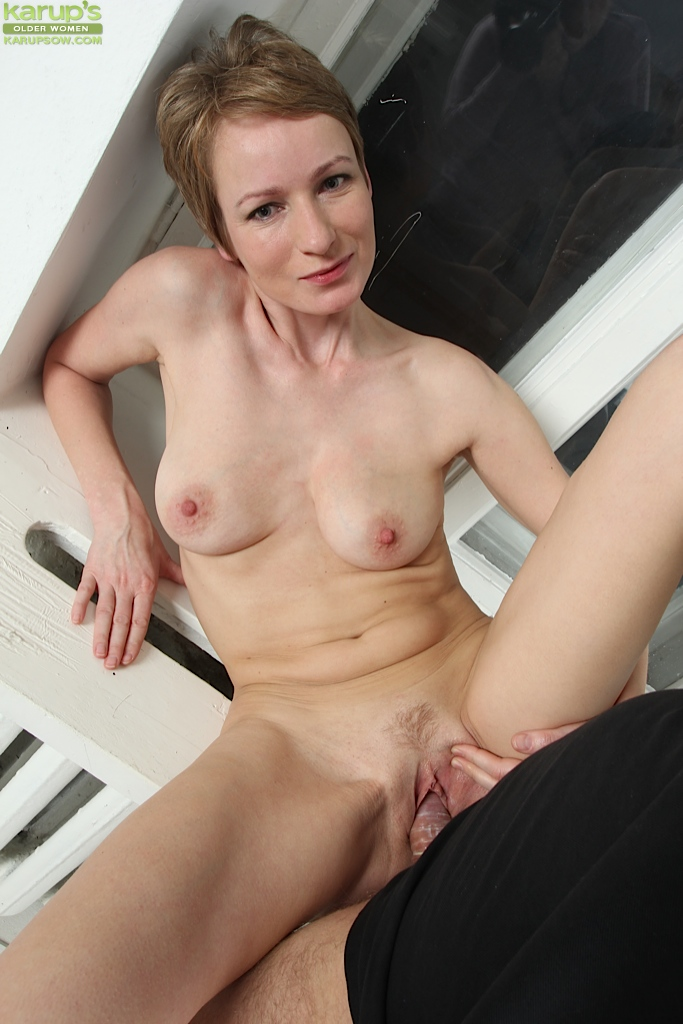 old lady sex cum in mature