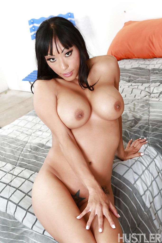 That interestingly asian pornstar with big tits And