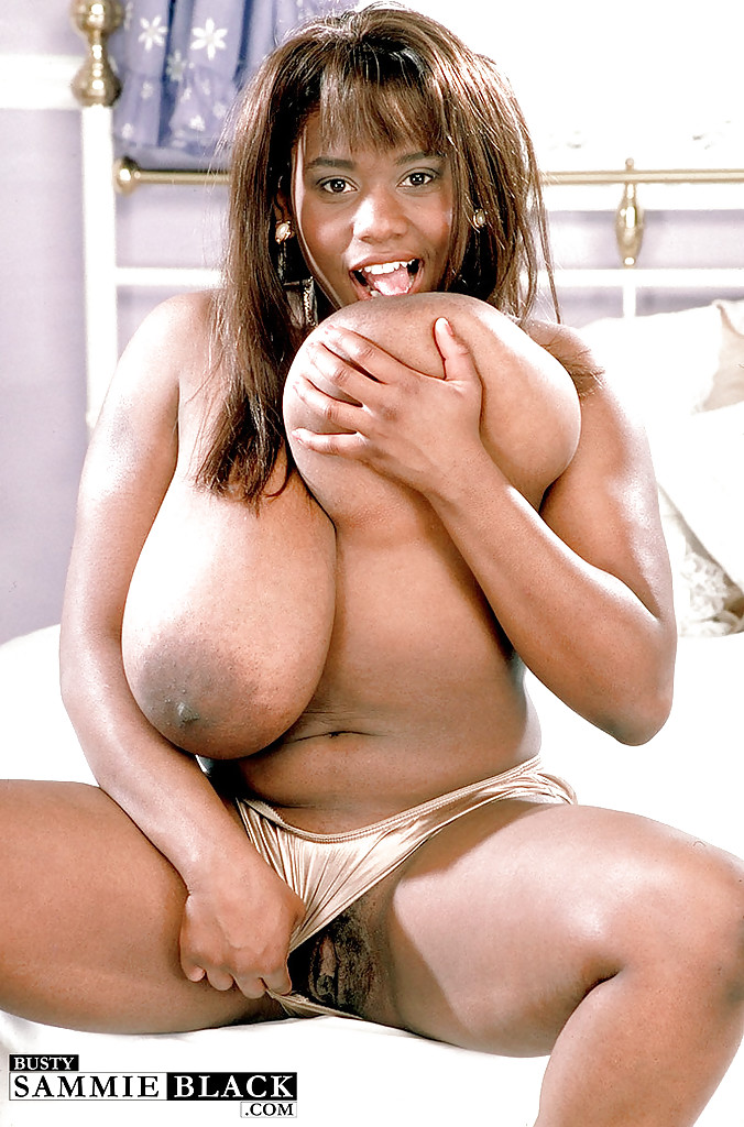 Black and big and tit and milf