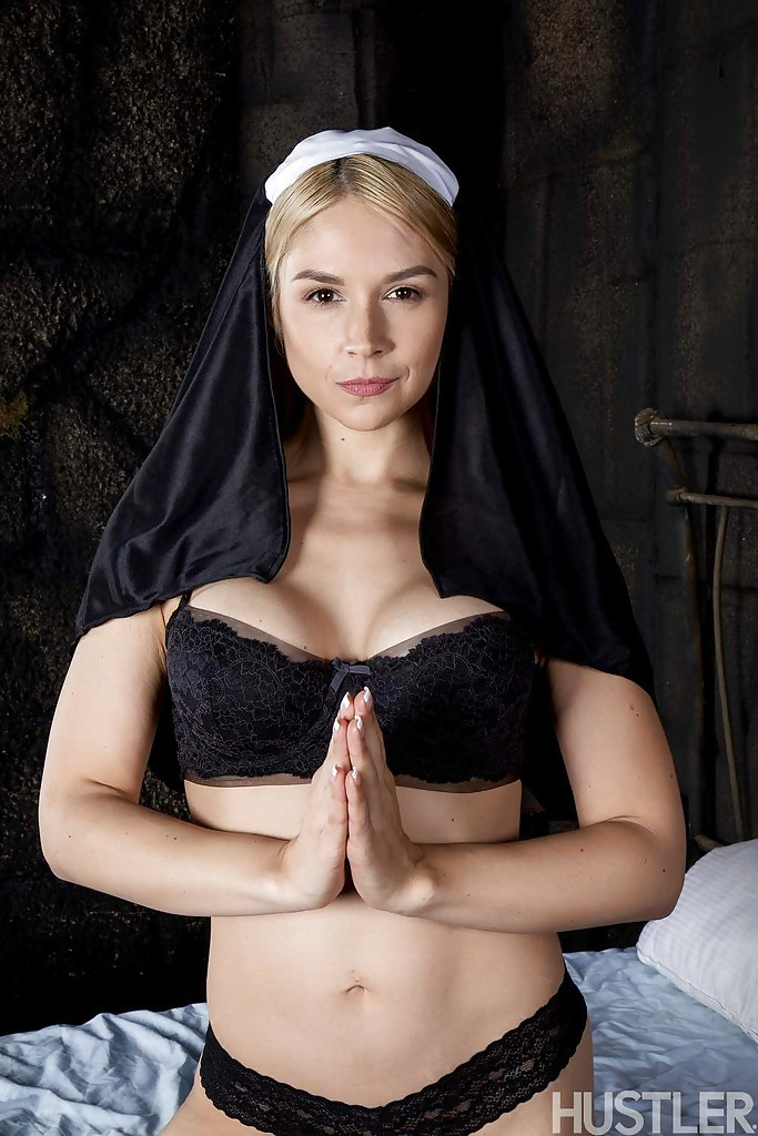 Are Big boob nuns fucked business