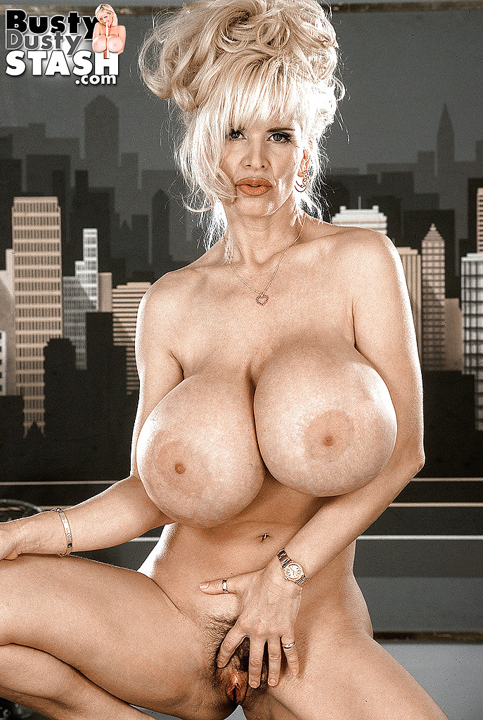 Busty Dusty Older 106