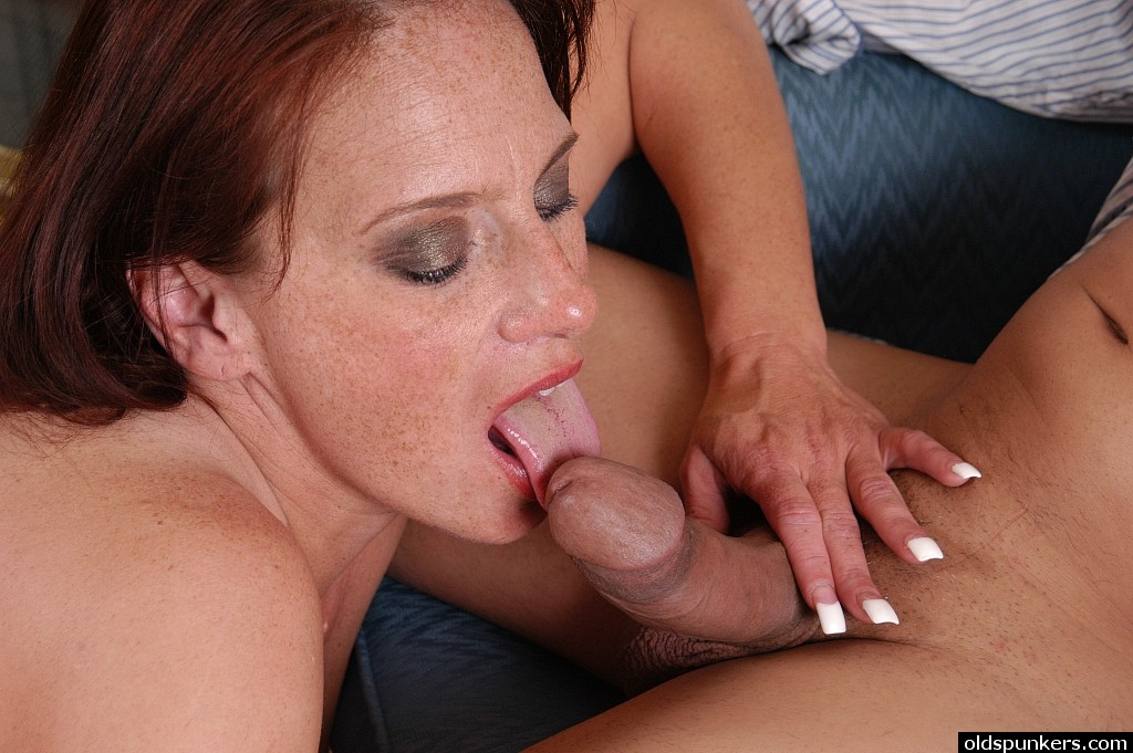 from Eliseo chubby redhead nudes giving blow job