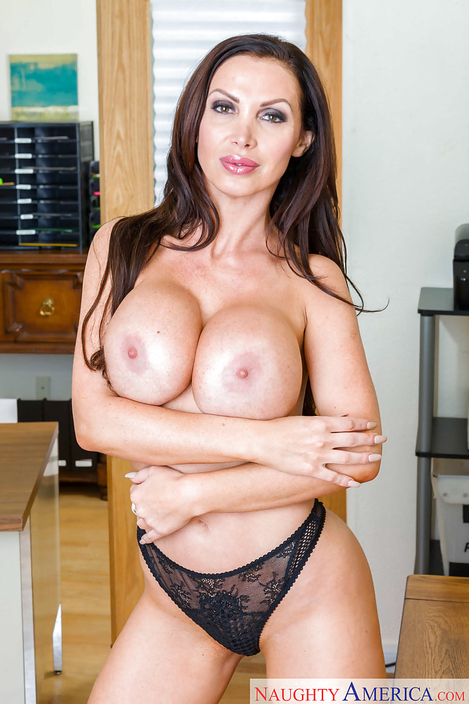 Apologise, nikki benz big tits at work simply magnificent