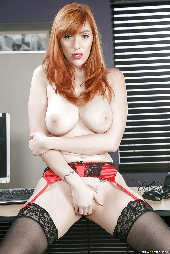 Hot tits redhead lauren gallery love big